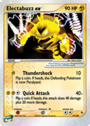 125 Electabuzz RS97
