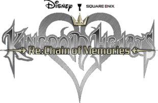 Kingdom Hearts ReChain of Memories Logo KHRECOM