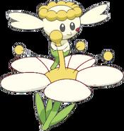 Flabébé White Flower XY