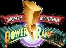 Mighty Morphin Logo 2