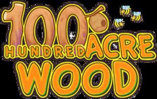 100 Acre Wood Logo KH