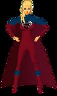Supergirl RedBlu Suit 6