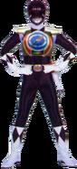 MMPR Black Defender Vest