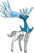Xerneas Neutral DW2 Shiny