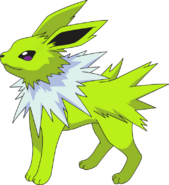 Shiny Jolteon AG