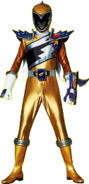 Dino Charge Gold