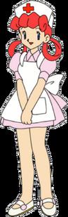 Nurse Joy Anime