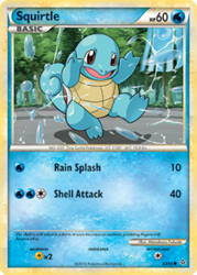 007 Squirtle U63
