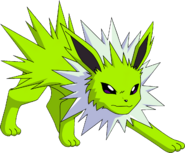 Shiny Jolteon AG2