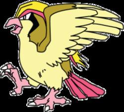 018 Pidgeot OS1
