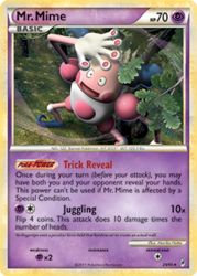 122 Mr. Mime CL29