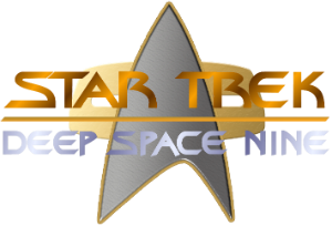 DS9 Title Combadge Small