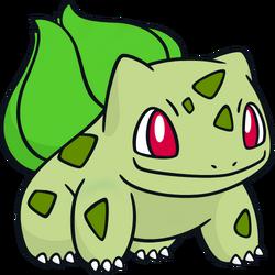 001 Bulbasaur DW Shiny