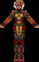 Rikku (Wetsuit) Render