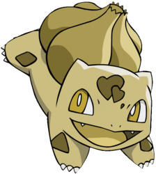 001 Bulbasaur AG2 Gold