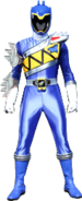 Dino Steel Blue