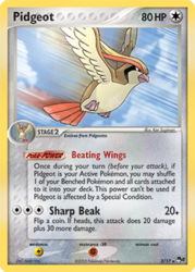 018 Pidgeot PS2-2