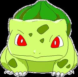 001 Bulbasaur OS3 Shiny