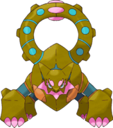 Shiny Volcanion