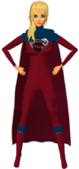 Supergirl RedBlu Suit 2