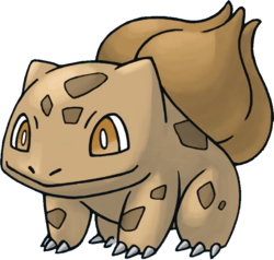 001 Bulbasaur RT Bronze