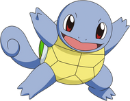 007 Squirtle XY Shiny