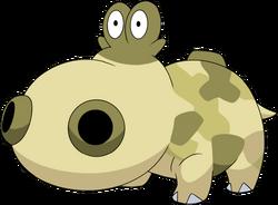 449 Hippopotas Male DP Shiny