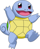 007 Squirtle OS-2 Shiny