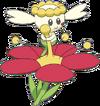 Flabébé Red Flower XY