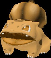 001 Bulbasaur PS Bronze
