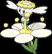 Flabébé White Flower