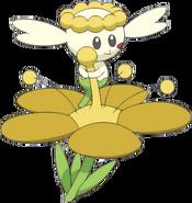 Flabébé Yellow Flower XY