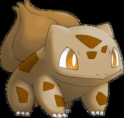 001 Bulbasaur ETD Bronze