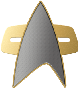 DS9 Combadge