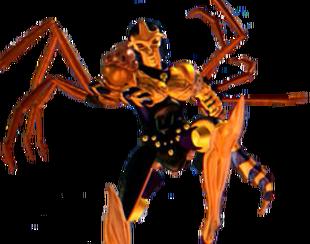 Blackarachnia Predacon