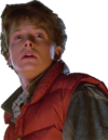 Marty McFly 1985
