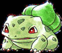 001 Bulbasaur RG2 Shiny