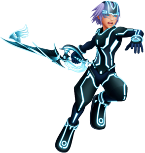 Riku TG KH3D