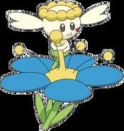 Flabébé Blue Flower XY