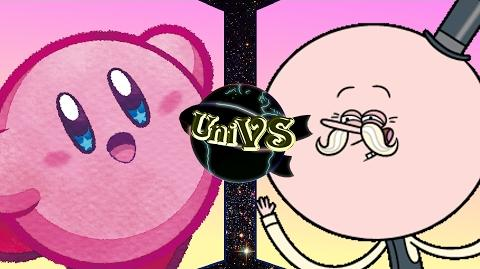 UniVS - Kirby VS Pops