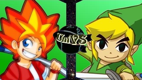 UniVS - Spike VS Toon Link