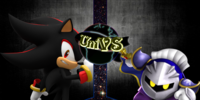 Shadow the Hedgehog VS Meta Knight
