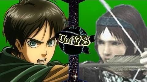 UniVS - Eren Jaeger VS Wander