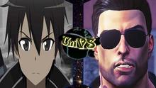 Kirito Vs The Boss