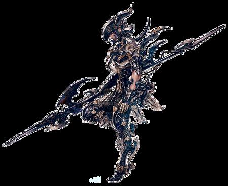 Dragoon Elezen Artwork XIV