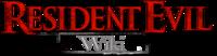 Resident Evil Wordmark