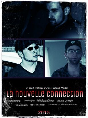 La nouvelle Connection poster