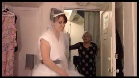 "Going Bridal Backstage at ""It Shoulda Been You"" with Sierra Boggess, Episode 2 Field Trip"