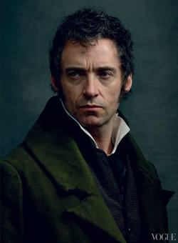 Jean Valjean Portrait