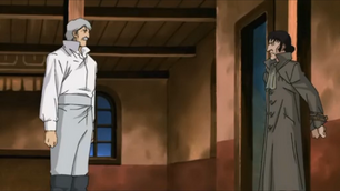 Valjean x Javert Face Off In Corinthe